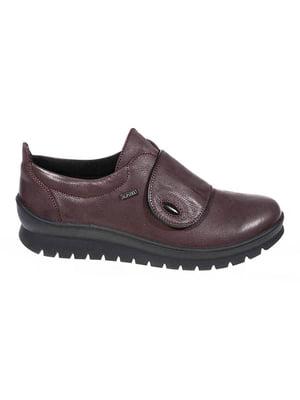Туфли бордовые | 4534975