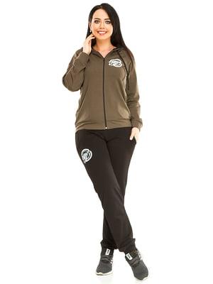 Костюм спортивний: кофта та штани | 4534759