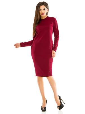 Сукня бордова | 4534897