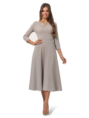 Сукня сіра | 4535717