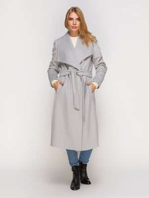 Пальто серое | 4520398