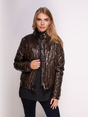 Куртка коричнева | 4527786