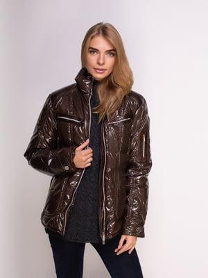 Куртка коричнева | 4527784