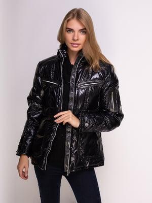 Куртка чорна | 4527783