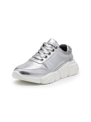 Кросівки сріблясті | 4537931