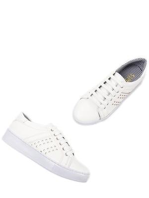 Кроссовки белые | 4537157