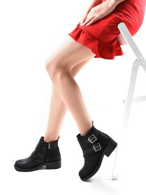 Ботинки черные   4537541