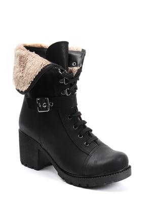 Ботинки черные | 4537583