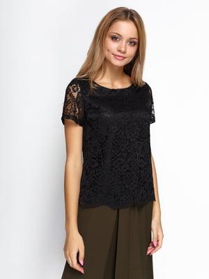 Блуза черная | 4534738