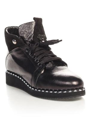Ботинки черные | 4532516