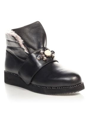 Черевики чорні | 4532515
