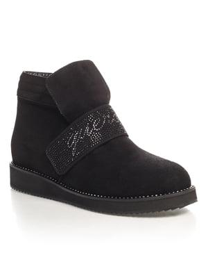 Ботинки черные | 4532514