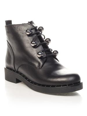 Ботинки черные | 4532517