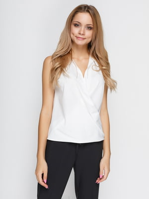 Блуза молочного кольору | 4534726