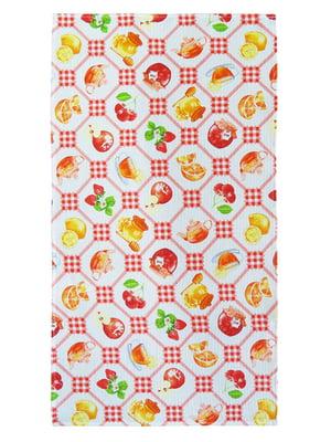 Полотенце кухонное вафельное (40х75 см) | 4535806