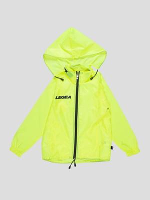 Вітрівка лимонного кольору | 4468436