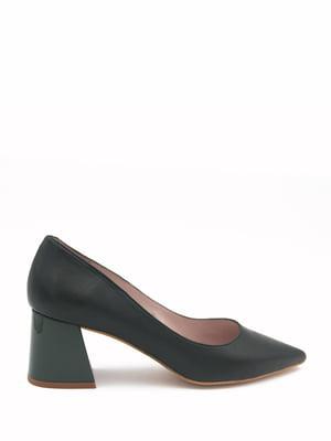 Туфлі зелені   4536217