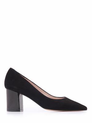 Туфли черные | 4536146