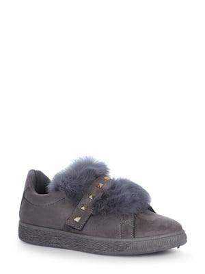 Туфли серые | 4539346