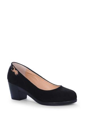 Туфлі чорні | 4539392