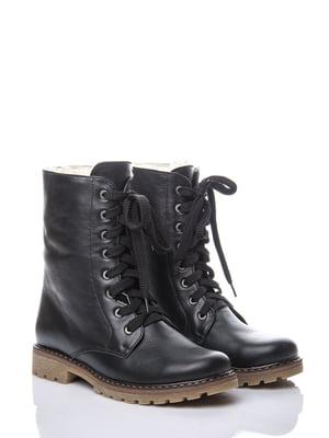 Черевики чорні | 1921831