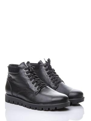 Ботинки черные | 1962338