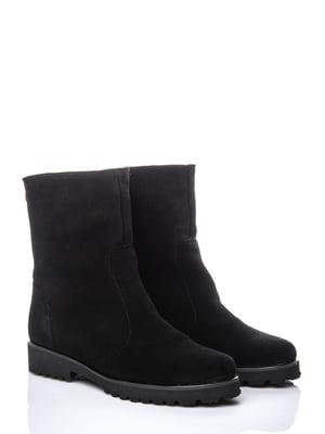 Ботинки черные | 2705842