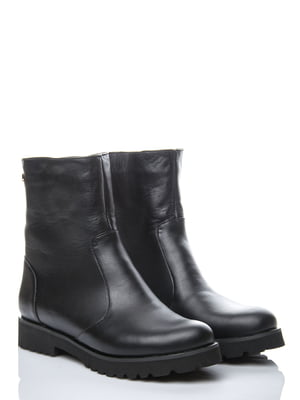 Ботинки черные | 2705847
