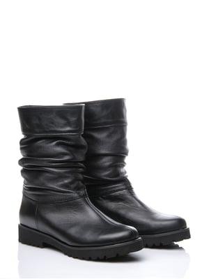 Ботинки черные | 3723958