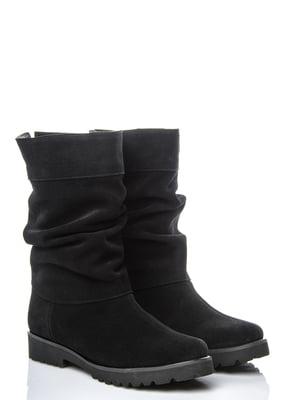 Ботинки черные | 3723959