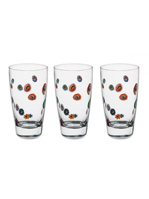 Набір склянок (3 шт.) | 4540040