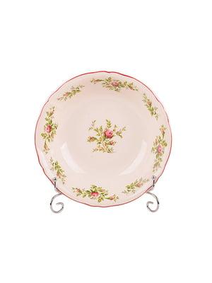 Декоративна тарілка глибока (24 см) | 4540111