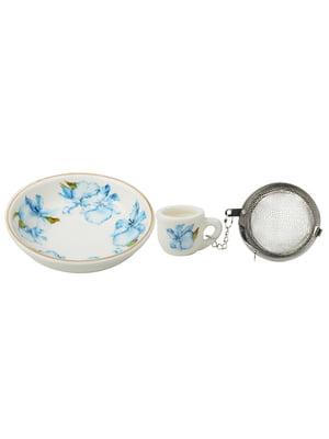 Набор для заваривания чая (7 см) | 4540225