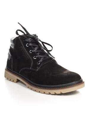 Ботинки черные | 4518985