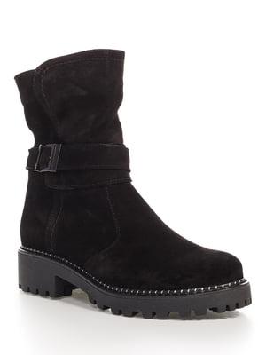 Ботинки черные   4497305