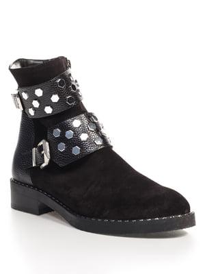 Ботинки черные | 4497311