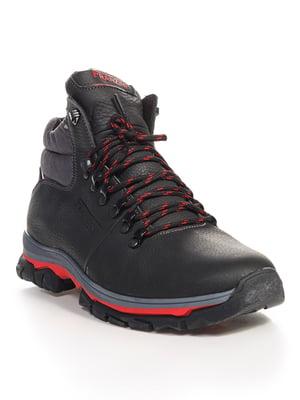 Ботинки черные | 4497322