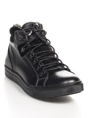 Ботинки черные | 4534688