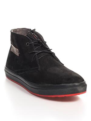 Ботинки черные | 4534681