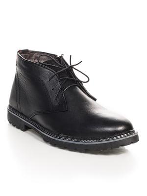 Ботинки черные | 4534678
