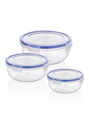 Набір контейнерів для зберігання (3 шт) | 4540831
