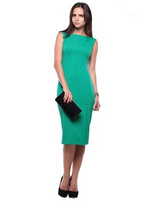 Платье бирюзовое | 1751578