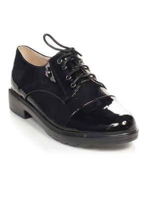 Туфлі чорні | 4469175