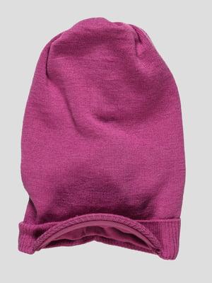 Шапка розовая | 34875