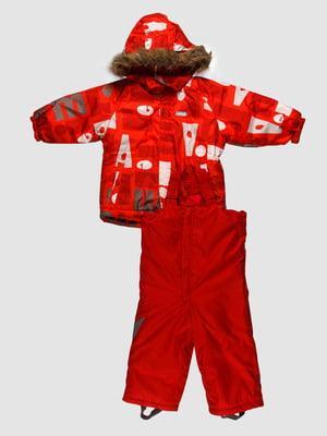 Комплект: куртка та півкомбінезон | 233873