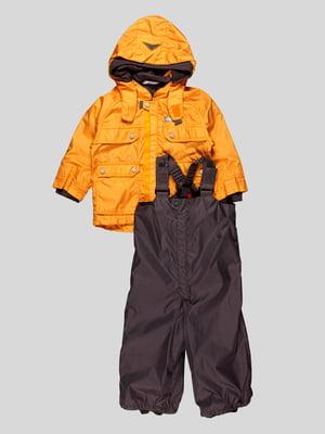 Комплект: куртка та напівкомбінезон | 885029