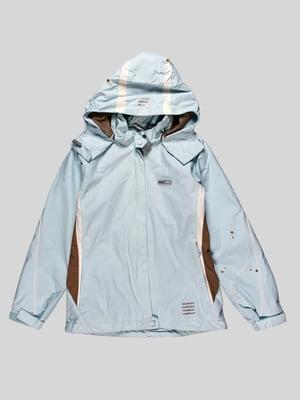 Куртка светло-голубая | 4397984