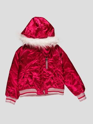 Куртка червона | 4398022