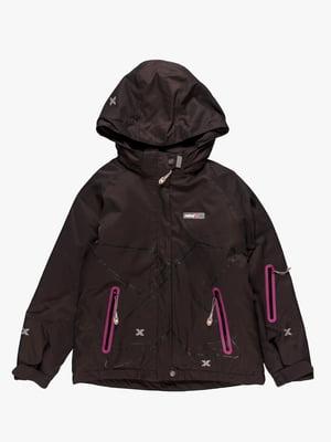 Куртка темно-сіра | 4398023
