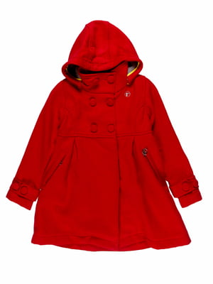 Пальто винного кольору | 4398027